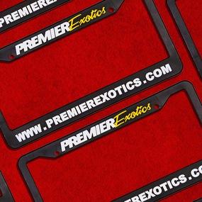 Premier Exotic Frame