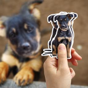 Puppy Stickers 2