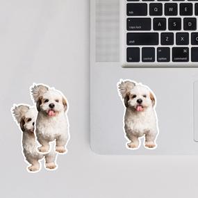 Puppy Stickers 4