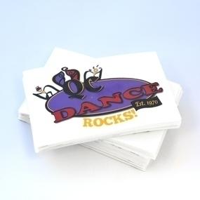 QC Dance Custom Multi-Color Cut-Out Stickers