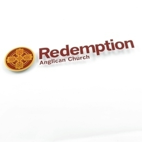 Redemption Anglican Church Custom Cut-Out Stickers