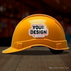 Reflective Hard Hat