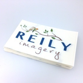 Reily Imagery Custom Multi-Color Cut-Out Stickers