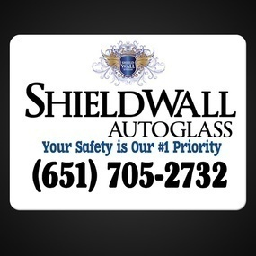 ShieldWall Auto Glass Custom Car Door Magnet