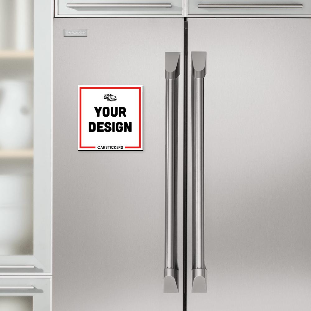 Square Magnet Refrigerator