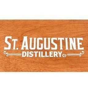 St. Augustine Distillery Custom Cut-Out Stickers