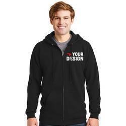 Men's Black Sweatshirt Example
