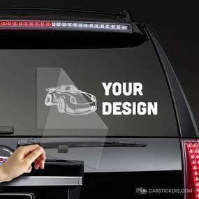 Transfer Sticker Car Window