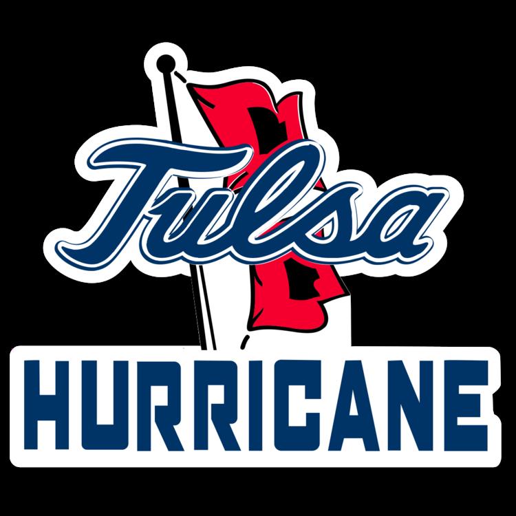 Tulsa Golden Hurricanes NCAA Logo Sticker