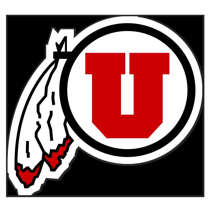 Utah Utes NCAA Logo Sticker