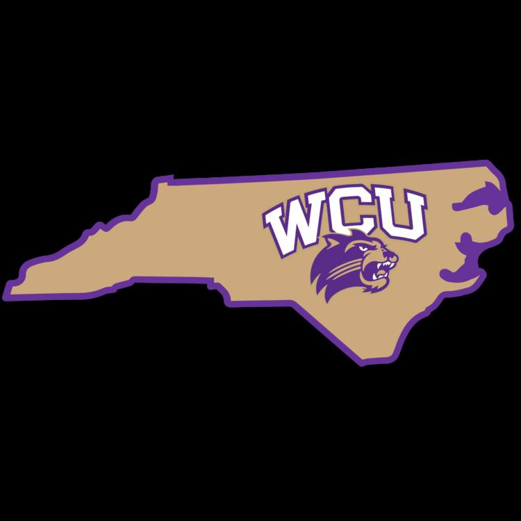 Western Carolina Catamounts NCAA Logo Sticker