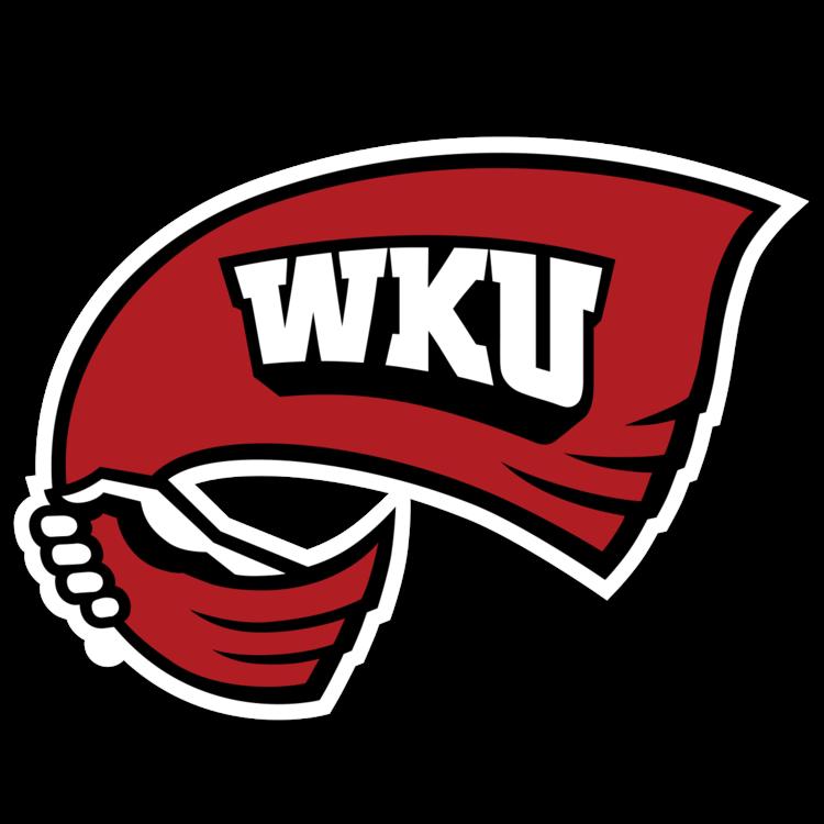 Western Kentucky Hilltoppers NCAA Logo Sticker