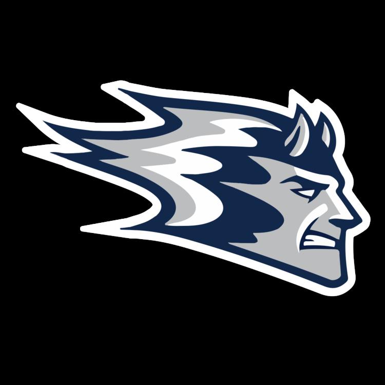 Wisconsin Stout Blue Devils NCAA Logo Sticker