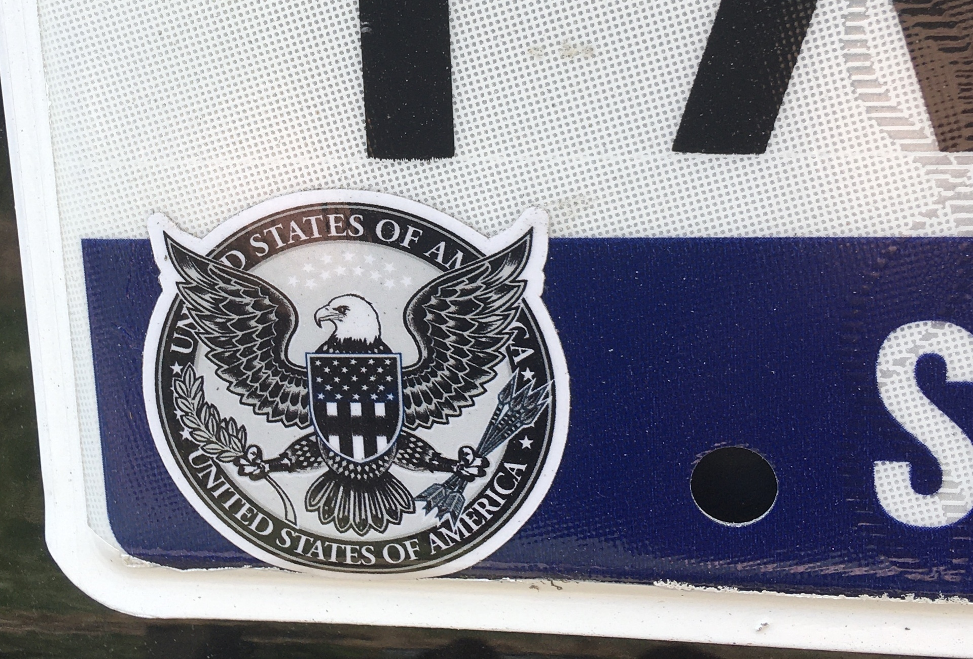 GreGory's photograph of their Jeep Wave Sticker