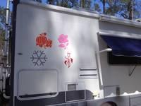 Karel's review of Simple Snowflake Sticker