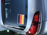 Alex's photograph of their Germany Flag Sticker