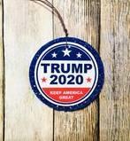 Rachel's review of Trump 2020 Circle Sticker