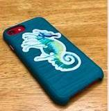 Deanne's review of Watercolor Seahorse Sticker