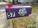 Pamela's review of Bouquet Plumeria Flower Sticker