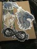 Nicholas's review of Mosaic Dragon Sticker