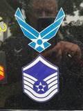 DANIEL's review of Air Force Air Force Emblem Sticker