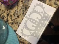 Alyssa's review of Queens Crown Sticker