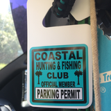 Brooks's review of Custom Standard Hang Tag Parking Permit