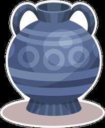 Antique Amphora Sticker