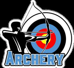 Archery Design Sticker
