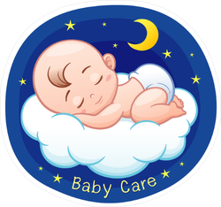 Baby Care Sticker