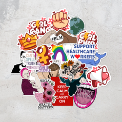 Be Loud and Proud - Empowerment Sticker Bundle