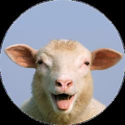 Best Sheep In North Germany Sticker