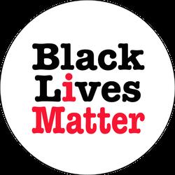 Black Lives Matter - I Matter Sticker