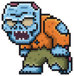 Pixel Zombies