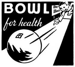 Bowl For Health Sticker