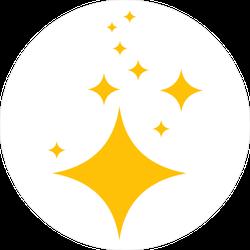 Brilliant Stars Sticker