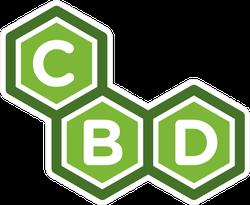 CBD Element Sticker