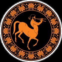 Centaur Mythological Creature Sticker
