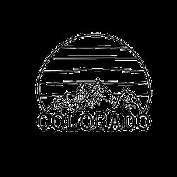 Colorado Emblem Sticker