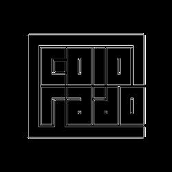 Colorado Typography Logo Sticker