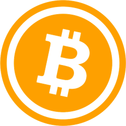 Crypto Currency Bitcoin Sticker