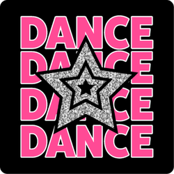 Dance Star Stickers