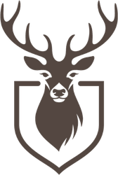 Deer Head Trophy Sticker