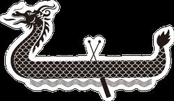 Dragon Boat Festival Sticker