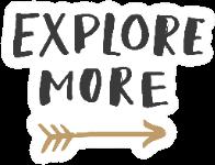 Explore More Bohemian Arrow Sticker