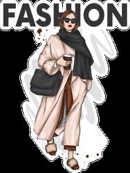 Fashion & Street Style Sticker