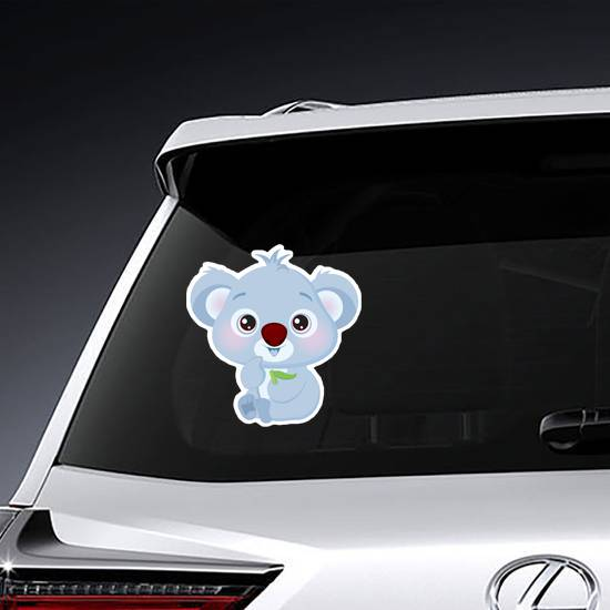 Adorable Tiny Koala Sticker