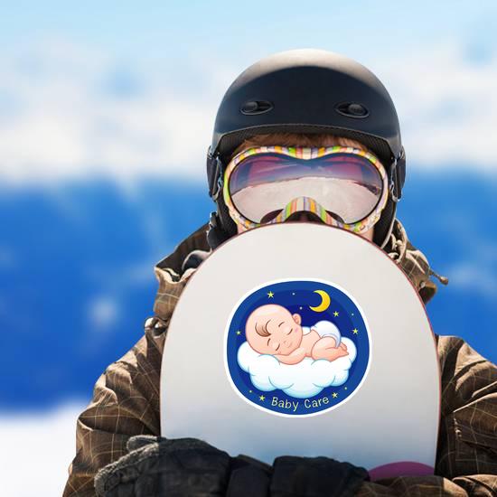 Baby Care Sticker
