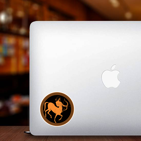 Centaur Archer Hunting Sticker