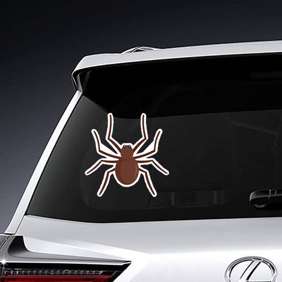Grass Spider Sticker